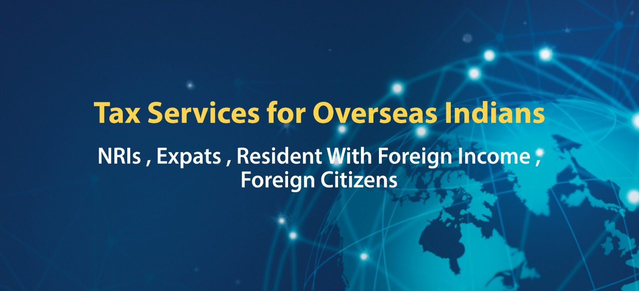 Tax Services for Overseas Indians